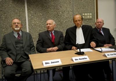 Vervolg getuigenverhoren zaak-Wilders