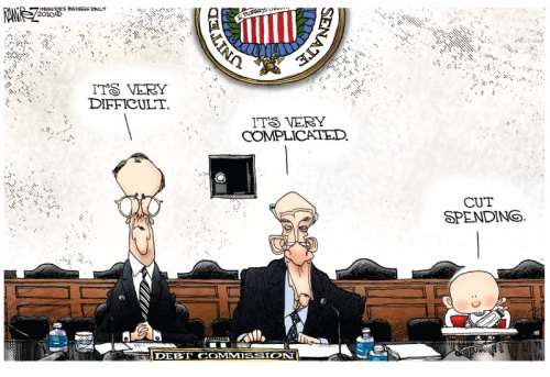 A Michael Ramirez cartoon, Investors Business Daily