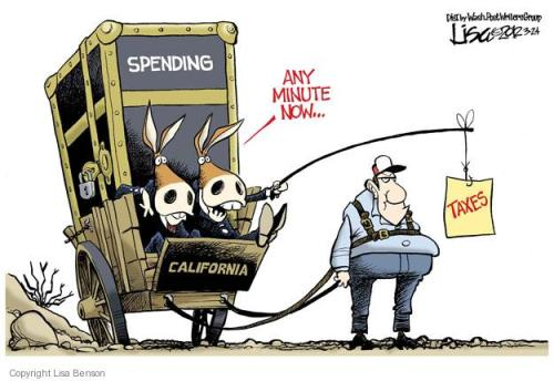 Van belastingen ga je harder werken