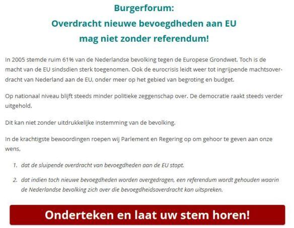 Burgerforum-eu