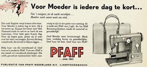 PFAFF 1950