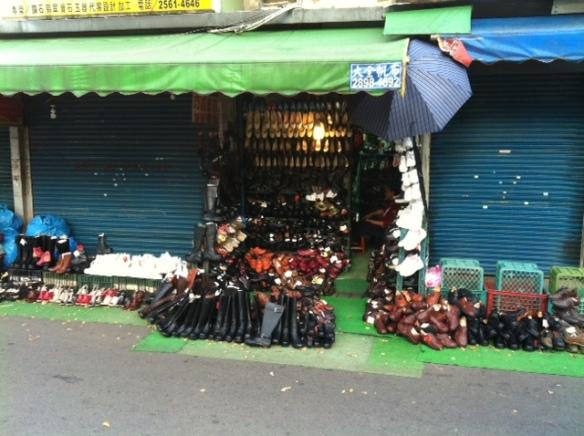 Schoenenwinkeltje Taipei