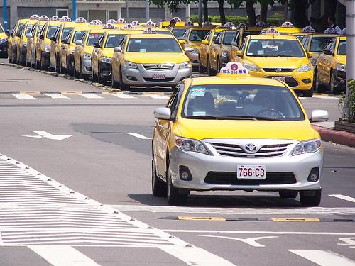 Taxi Taipei