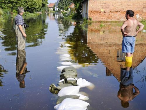 Overstromingen Duitsland