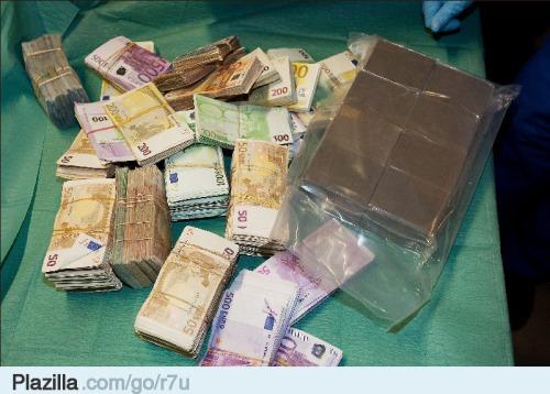 Drugsgeld Marokko
