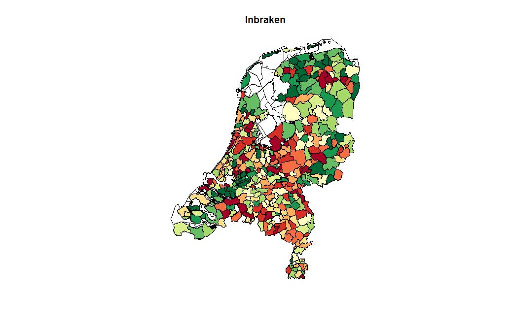 Inbraken.Nederland
