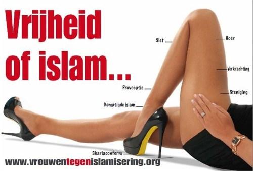 Vrouwen tegen Islamisering