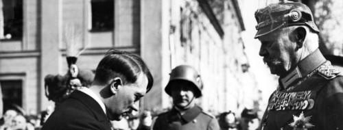 Hitler Hindenburg