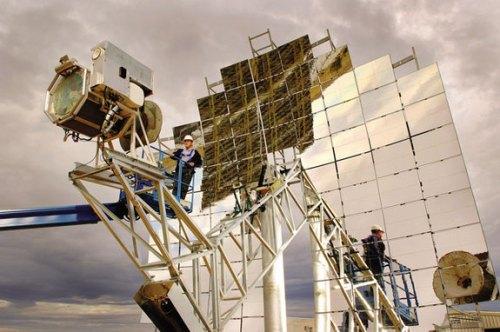 SES solar energy