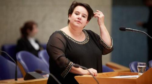 Sharon Dijksma verhoogt graag de belastingen om haar eigen achterban honderden miljoenen toe te stoppen. Dat is 'eerlijker'!