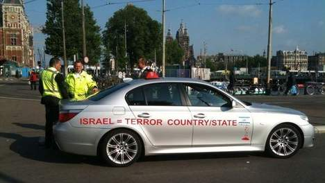 taxi-anti-israel