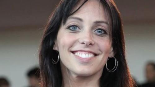 Dit is Aurelie Chatelain. Zij is vermoord door een Algerijnse Moslim.