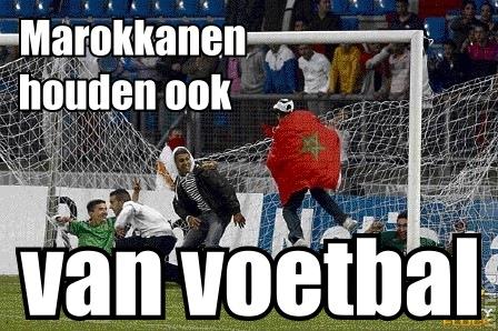 MarokkanenHoudenOokVanVoetbal
