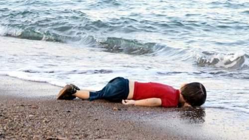 Syrisch jongentje
