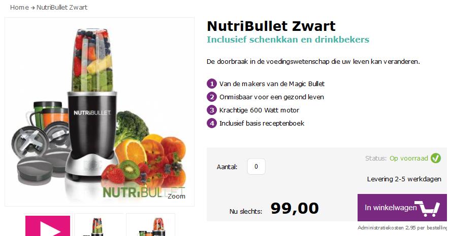 NutriBullet-Euro
