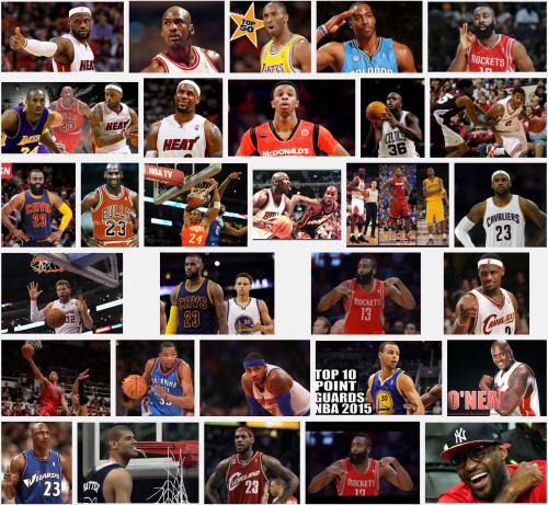 Beste Basketball spelers 2016