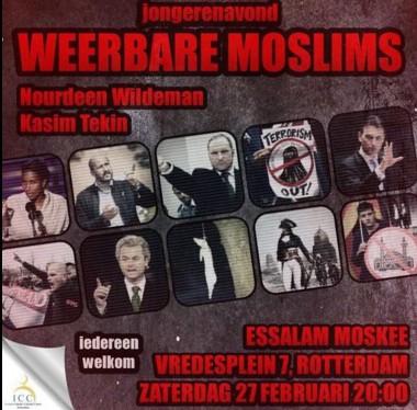 Essalam Moskee Rotterdam