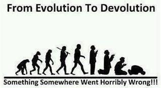 Islam degenereert