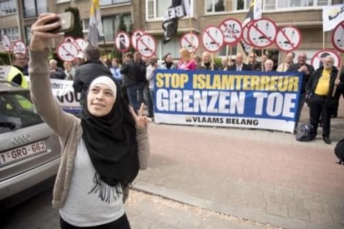 Moslima islamofobie