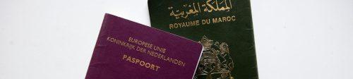 Paspoort Nederland Marokko