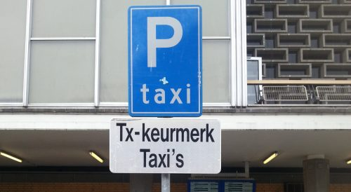 taxi keurmerk