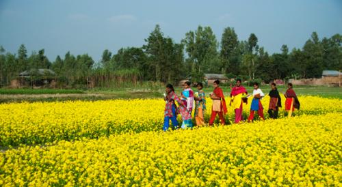 In Bangladesh wonen alleen maar hardwerkende vreedzame mensen. De gastvrijheid van de Bangladeshi is legendarisch!