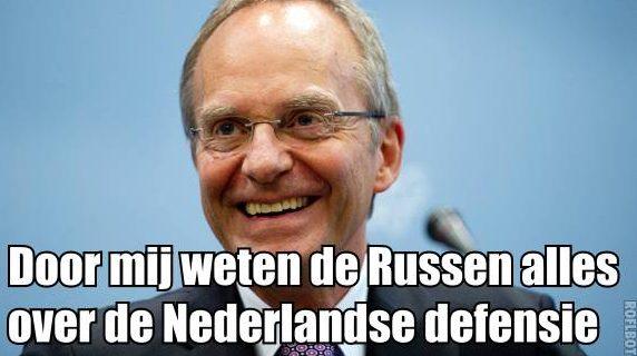 Henk Kamp useful idiot