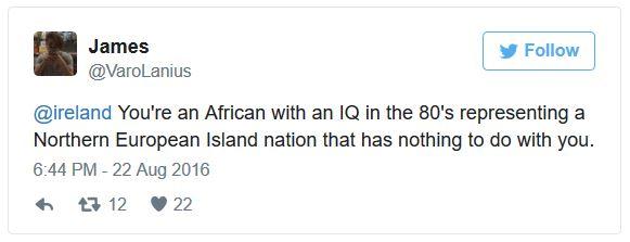 Iers racisme of gewoon wat feitjes op een rij