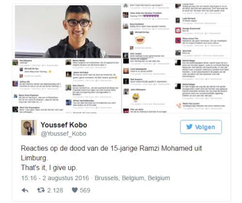 Marokkaanse Slachtofferrol