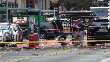 Volkens linkse mensen is het leggen van meerdere bommen geen terroristische aanslag.