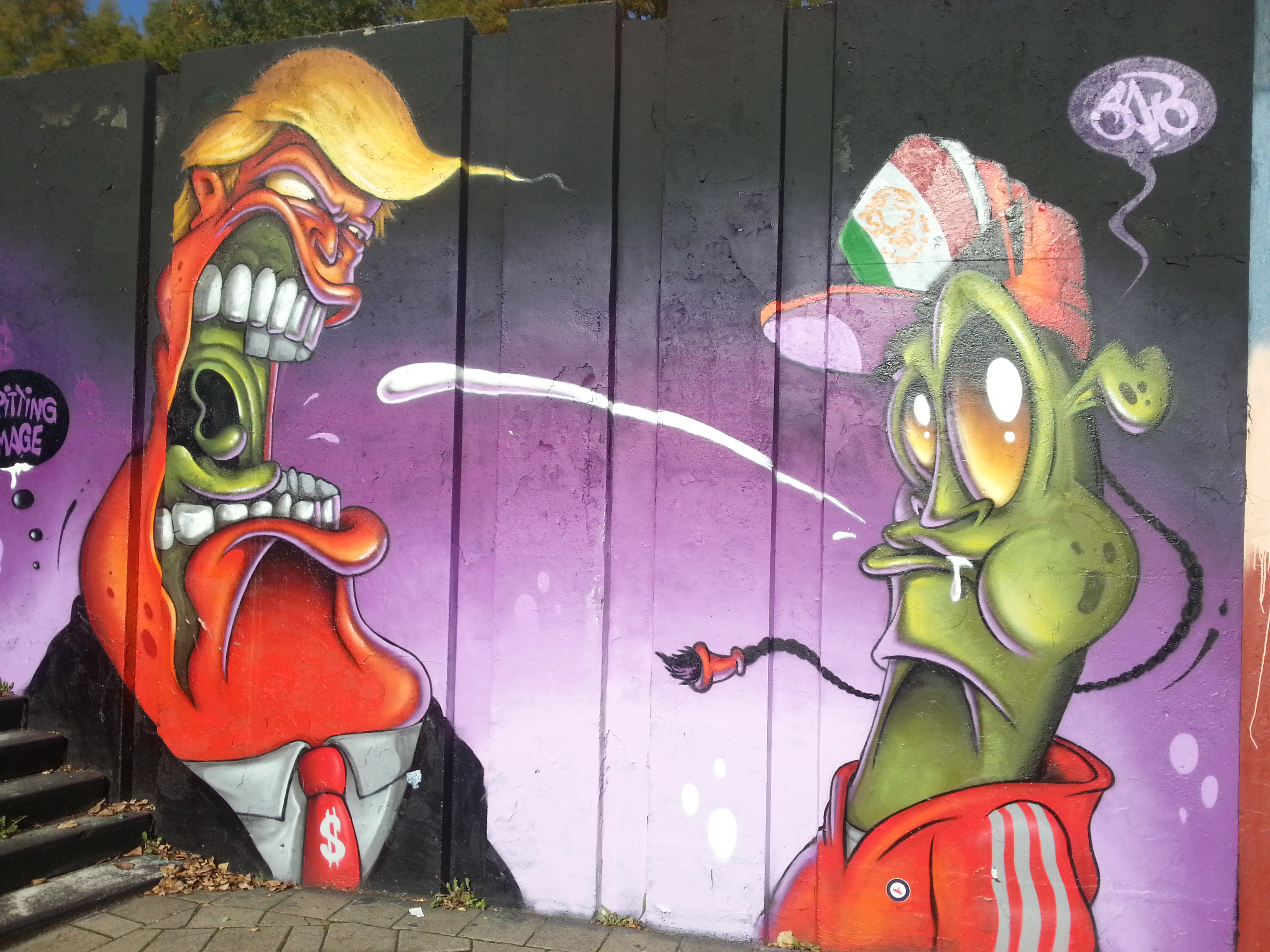 Graffiti in Eindhoven