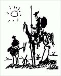 don-quijote-y-sancho-panza-by-pablo-picasso
