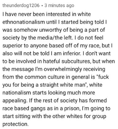 Minder Minder Minder Discriminatie White Supremacy Of Gezond Verstand The Logic Free Zone